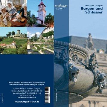 Burgen und Schlösser - Stuttgart Marketing GmbH