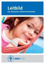 Leitbild - Deutscher Kinderschutzbund