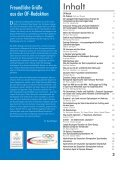 Zeitschrift des Deutschen Olympischen Sportbundes und der ... - Seite 3