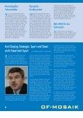 Zeitschrift des Deutschen Olympischen Sportbundes und der ... - Seite 4