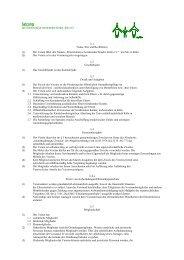 Download Satzung (PDF) - Elterninitiative herzkranker Kinder, Köln eV
