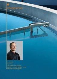 Umweltschutz - Wacker Chemie AG Annual Report