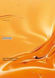 Geschäftsbericht 2008 Wege zur Globalität