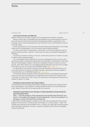 accordance Commercial (Amtsgericht) management statements standards