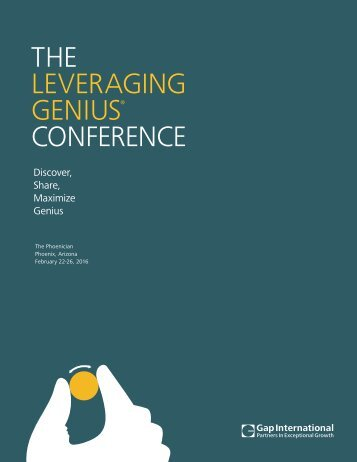 LEVERAGING CONFERENCE
