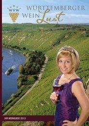 Unsere Bestseller - Weinbauverband Württemberg eV