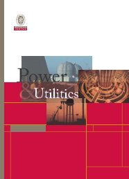Firm Profile Power & Utilities Offices