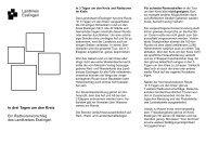 In 3 Tagen um den Kreis und Radtouren - Landkreis Esslingen