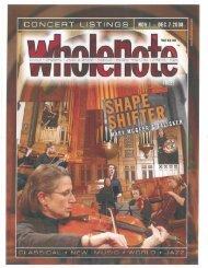 Volume 14 - Issue 3 - November 2008