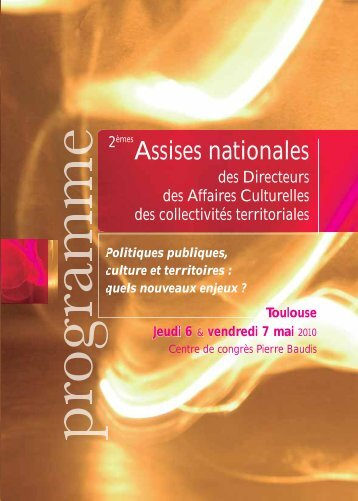 Assises nationales