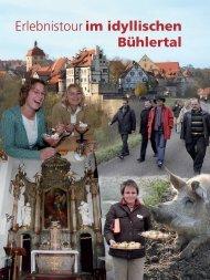 erfahren Sie mehr (Info, PDF 2,6 - Hohenlohe + Schwäbisch Hall ...