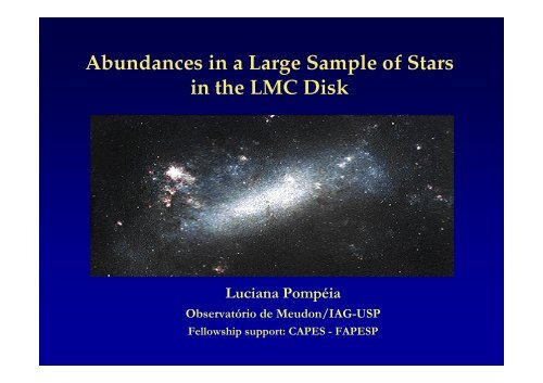 in the LMC Disk