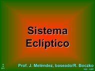 Sistema Eclíptico