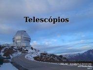 Telescópios - Astronomia