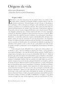 ORIGENS DA VIDA - Page 2