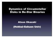 Dynamics of Circumstellar Disks in Be-Star Binaries