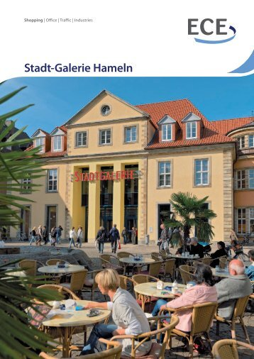 Stadt-Galerie Hameln - ECE