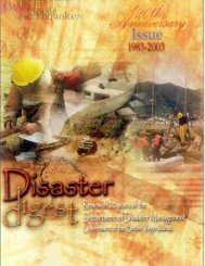 WA - The Department of Disaster Management