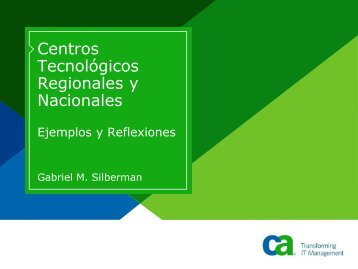 Tecnológicos Regionales y Nacionales