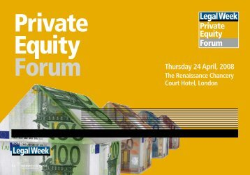 Private Equity Forum