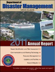 2011 Annual Report.pdf - The Department of Disaster Management