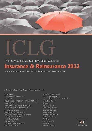 Insurance & Reinsurance 2012