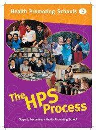 The HPS Process.pdf - Health Promoting Schools