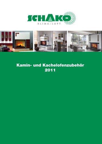 Kamin- und Kachelofenzubehör 2011 - EHK