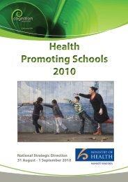 Health Promoting Schools 2010