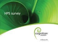HPS survey