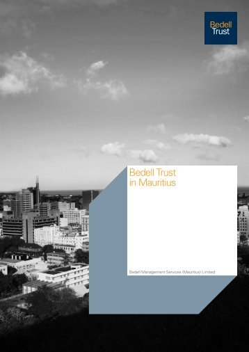 Bedell Trust in Mauritius
