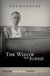 The Widow Judge