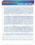 pdf brochure - CARICOM Statistics - Page 2