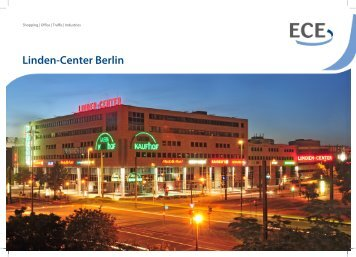 Linden-Center Berlin - ECE
