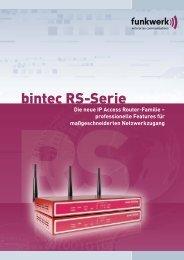 Router-Systeme für professionelle Anwendungen