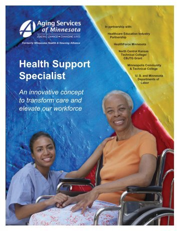 Health Support Specialist