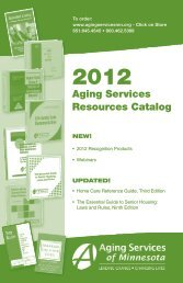 Download - Aging Services of Minnesota