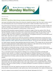 Page 1 of 13 Aging Services of Minnesota Web Site - 6/25/2012 http ...