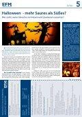 Ausgabe 03   Herbst 2012 - EFM Versicherungsmakler AG - Seite 5
