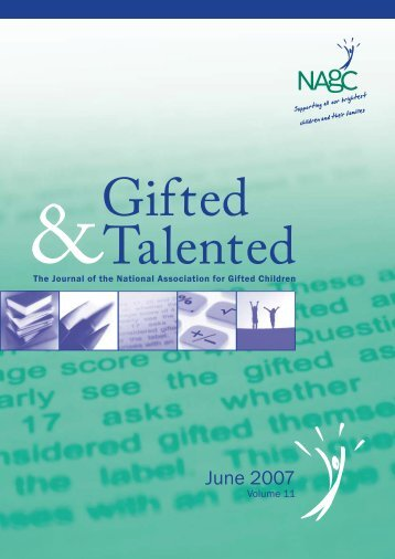 Gifted Talented