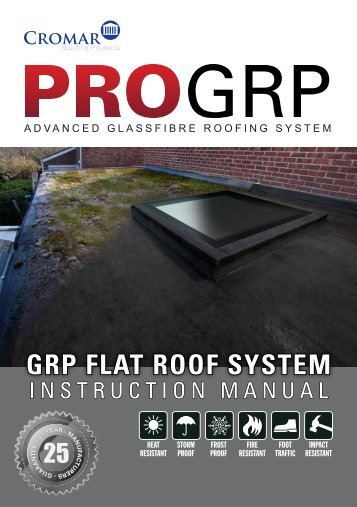 GRP FLAT ROOF SYSTEM