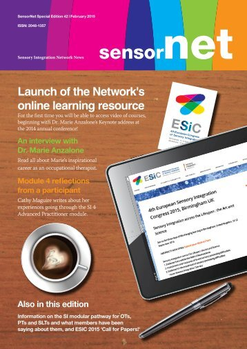 Launch of the Network's online learning resource