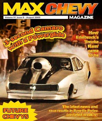 Print This Issue! - Max Chevy Magazine