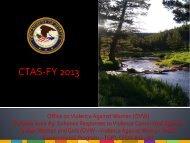 CTAS-FY 2013
