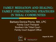 Family Mediation Presentation Powerpoint 8 22 13.pdf - Tribal Youth ...