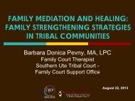 Family Mediation Presentation Powerpoint 8 22 13.pdf - Tribal Youth ...
