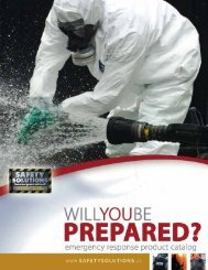 Product Catalog - Safety Solutions Inc.