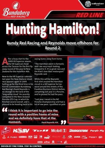 Hunting Hamilton!
