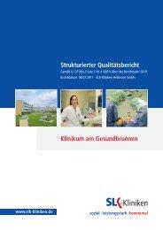 Klinikum am Gesundbrunnen - SLK-Kliniken Heilbronn GmbH