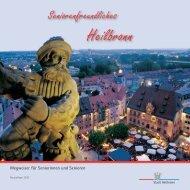 Wegweiser für Seniorinnen und Senioren - Stadt Heilbronn